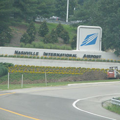 Nashville International Airport Parking Coupons