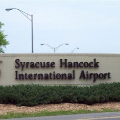 Syracuse Hancock International Airport Parking Coupons